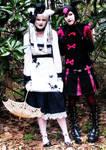 Kuromi and Hello Kitty 2