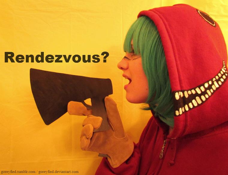 Rendezvous? by clockworkcosplay