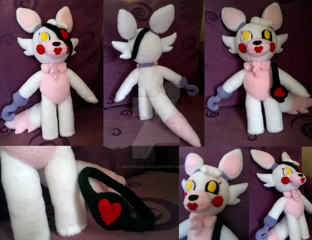 Mangle plushie for sale myideasbedroom com - Filename Fnaf_mangle_plush_by_kestrelalanza D8ngvkr Png