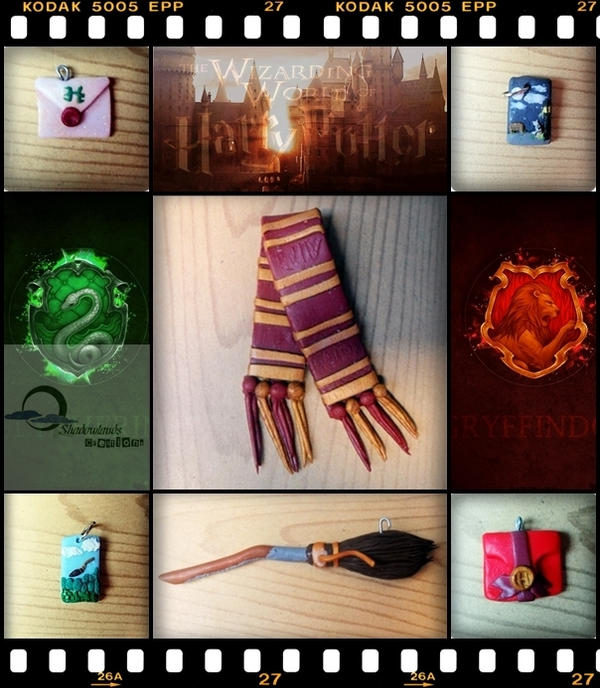 polymer clay harry potter - photo #20