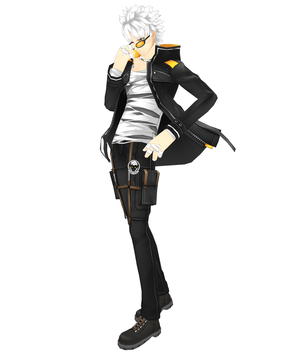 J 3d Character Render Closers Online Black Lambs By