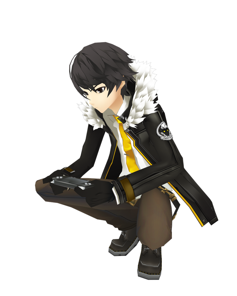 Seha Lee 3D Render - CLOSERS Online - Black Lambs by blacklambs on ...