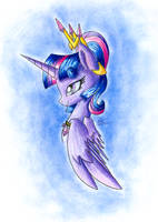 Princess Twilight Sparkle by NightPaint12