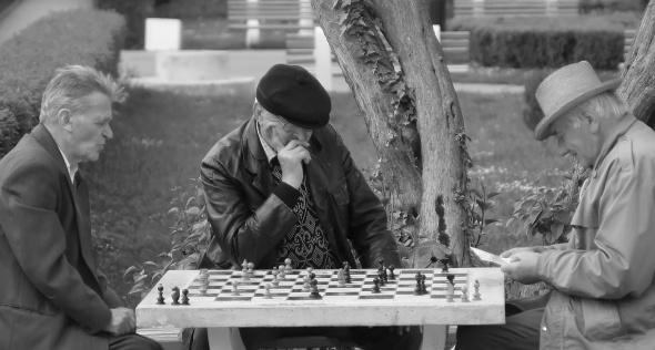 Chess by aurelc