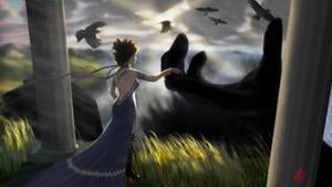 Taming The Shadow by mlkfantasies