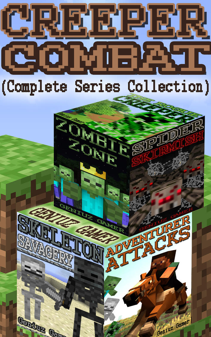 Creeper Combat Collection by KarlaFluksi