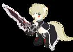 MLP: Thousand Blade Highlander