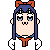 Pop Team Epic Pipimi 50x50