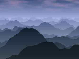 Blue Mountains by babi1508