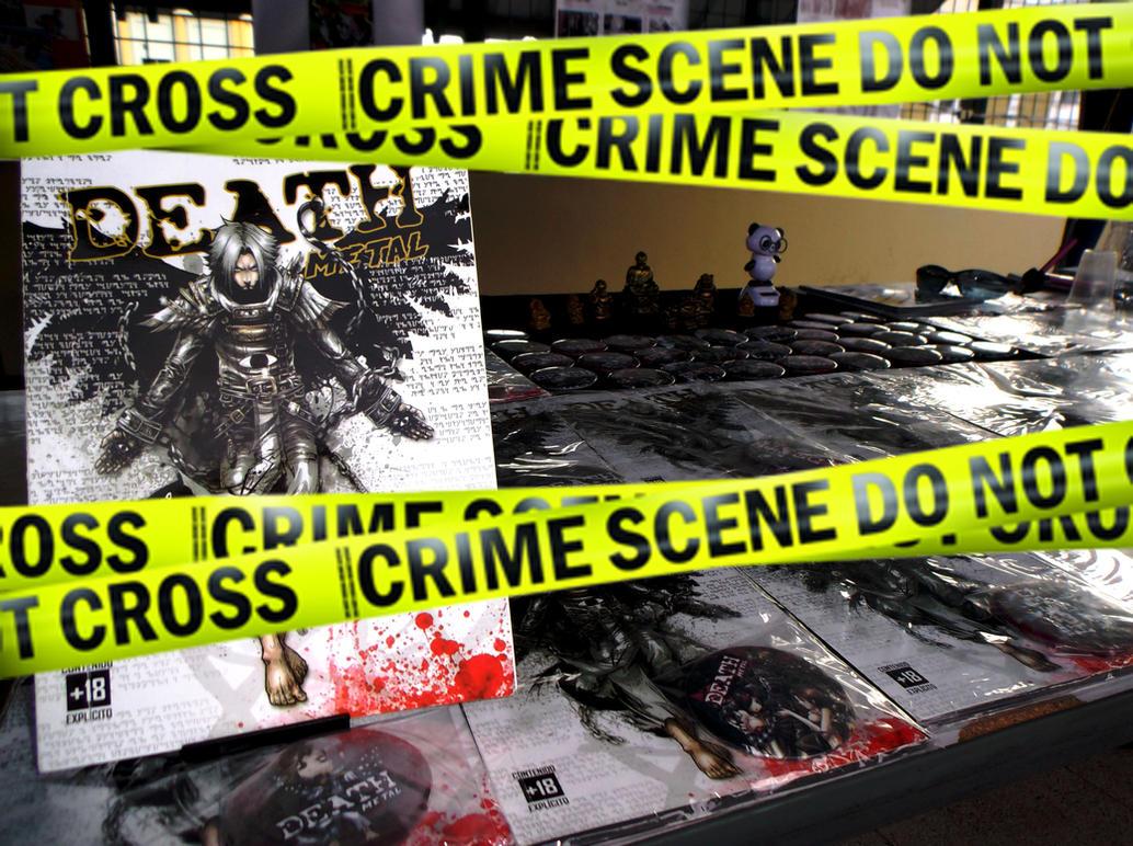 Death Metal: The Graphic Novel by Lord-LestatDlaCuadra