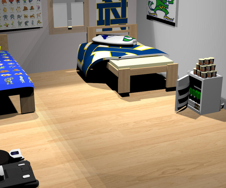 Captivating College Dorm Room By Kitkat0114 ... Part 27