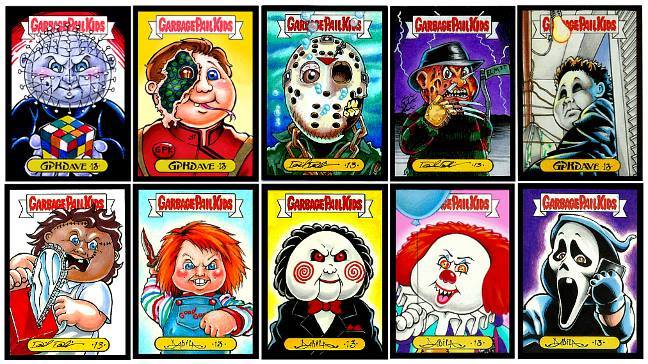 Horror Icons by StandingonClouds on DeviantArt