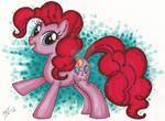 Pinkie Pie - Speed painting