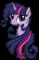 Twilight Sparkle by Kattvalk