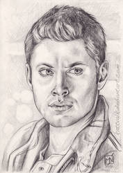 Dean Winchester by Kattvalk