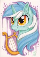 Lyra Heartstrings by Kattvalk