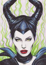 Maleficent by Kattvalk