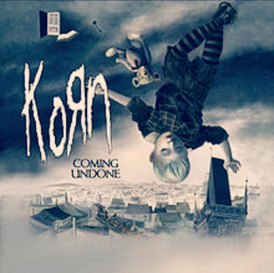 KoRn COMING UNDONE pic by MOTLEYLOMBAXCRUE666