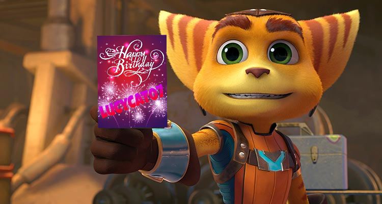 Happy Birthday to LucyCat07 by MOTLEYLOMBAXCRUE666