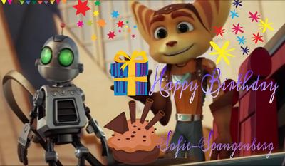 Birthday Present for Sofie-Spangenberg!!! by MOTLEYLOMBAXCRUE666