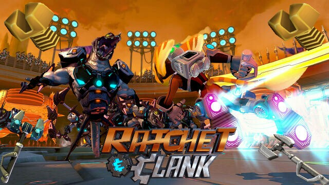 Ratchet and Clank (PS Vita wallpaper) by MOTLEYLOMBAXCRUE666