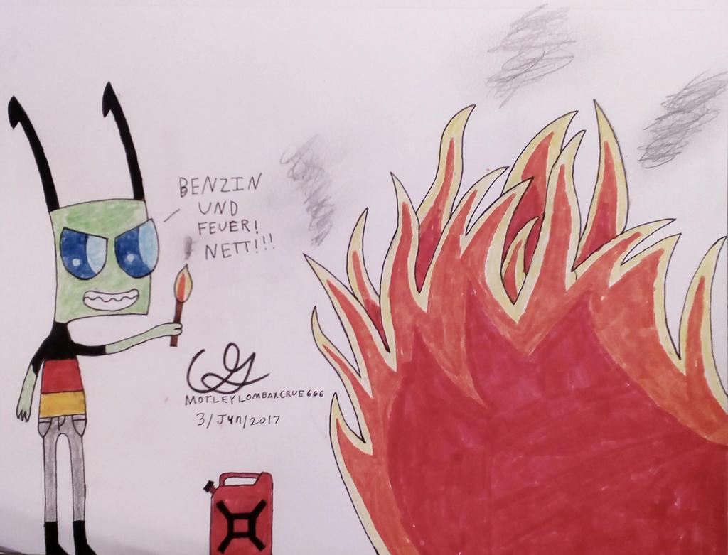 BENZIN UND FEUER!!! by MOTLEYLOMBAXCRUE666
