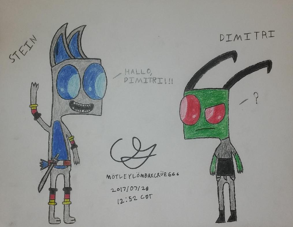 Hallo, Dimitri!!! by MOTLEYLOMBAXCRUE666