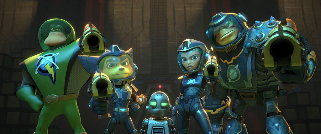 Galactic Rangers!!! by MOTLEYLOMBAXCRUE666
