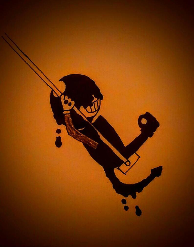 Devil swing! by MOTLEYLOMBAXCRUE666