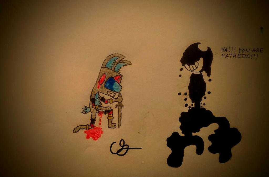 Blood and Ink by MOTLEYLOMBAXCRUE666