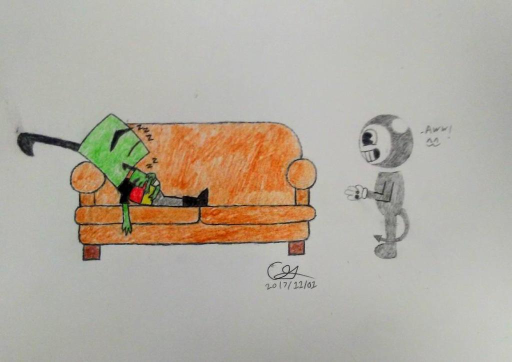 Sleeping by MOTLEYLOMBAXCRUE666