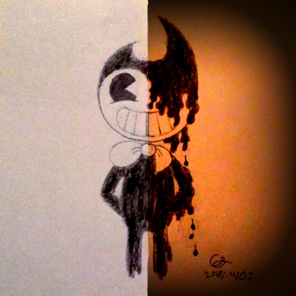Good vs Evil! by MOTLEYLOMBAXCRUE666