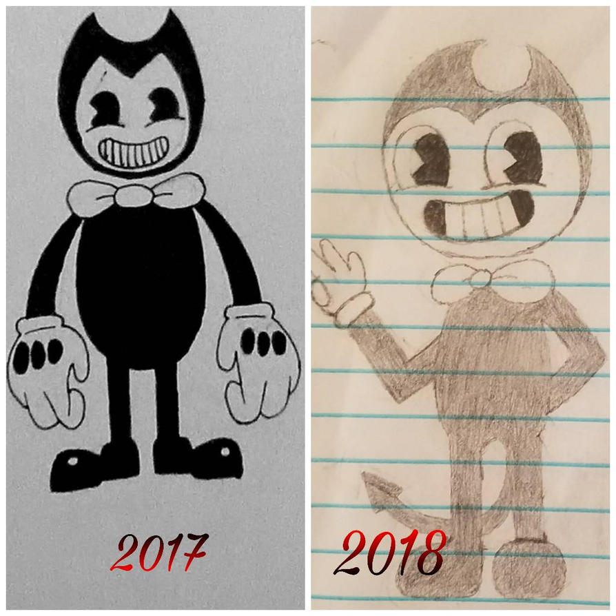 2017 vs 2018 by MOTLEYLOMBAXCRUE666