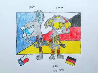 *Gift* Texas und Deutschland! by MOTLEYLOMBAXCRUE666