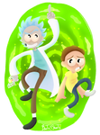 Rick and Morty for A Thousand Years