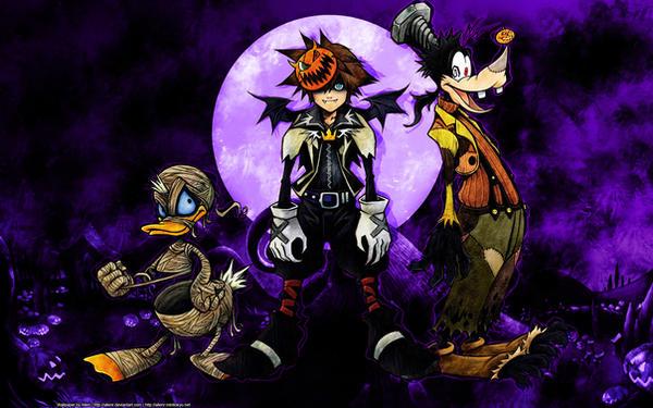 KH: Halloween Town 3 by AllenR on DeviantArt