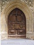 Abbey Door