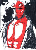 DSC Hellboy by A-Deadless-Mad-Man