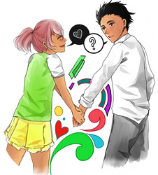 Koe No Katachi by Avocado-Green