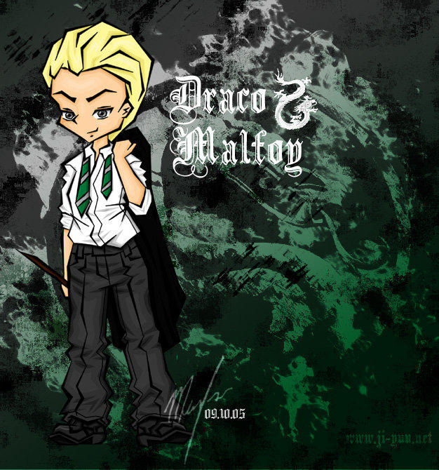 Devious Draco by The-Phisch