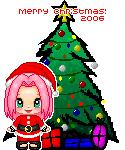 Sakura Christmas 2006 by The-Phisch