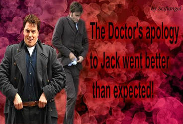 The Doctor's Apology by Scifiangel