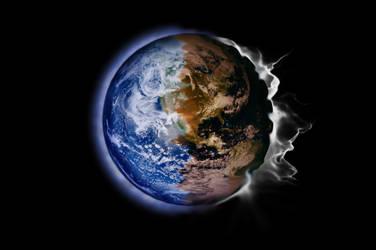 Global Warming by Flusswind