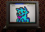 Eurofurence 22 back to the 80's teletext otter