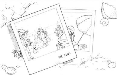 IllustrationGemEte by Chocovanille