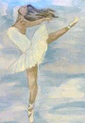 Ballerina by sineadikins