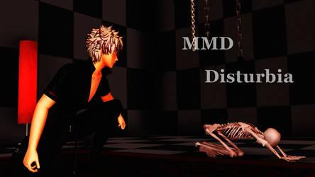 [MMD] Disturbia (video link) w/ camera