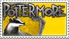 Stamp: Pottermore Hufflepuff