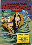Blackstone Master Magician Comics Mar/April 1946.