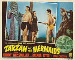 Tarzan and the Mermaids  1948 Film Poster.
